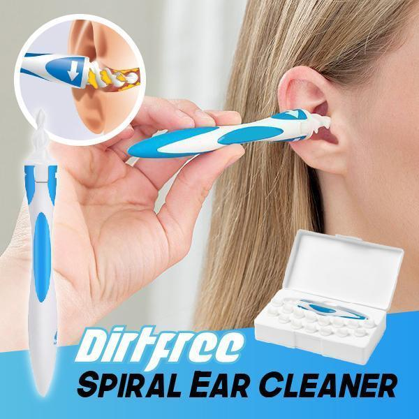 DirtFree Painless Spiral Ear Cleaner