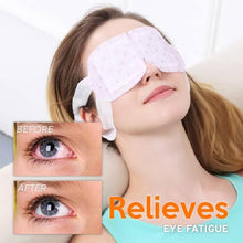 Load image into Gallery viewer, Eyelax™ Rejuvenating Steaming Eye Mask (10PCS)
