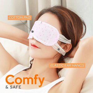 Eyelax™ Rejuvenating Steaming Eye Mask (10PCS)