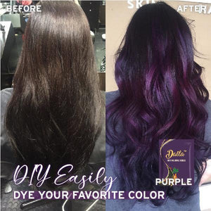 Dalla™ Hair Coloring Bubble