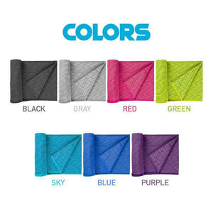Coolio™ Ice Silk Microfiber Towel