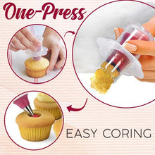 Load image into Gallery viewer, Cake Peri Cupcake Plunger