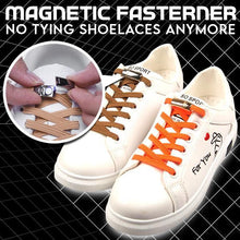 Load image into Gallery viewer, No-Tie Magnetic Shoelaces
