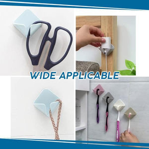 Self Adhesive Kitchen Plug Holder
