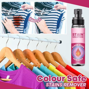 StainSolution™ Blood Stain Remover