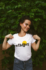 Classic Wildjoy Logo Fitted Tee