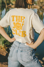 The Joy Club Limited Edition Tee