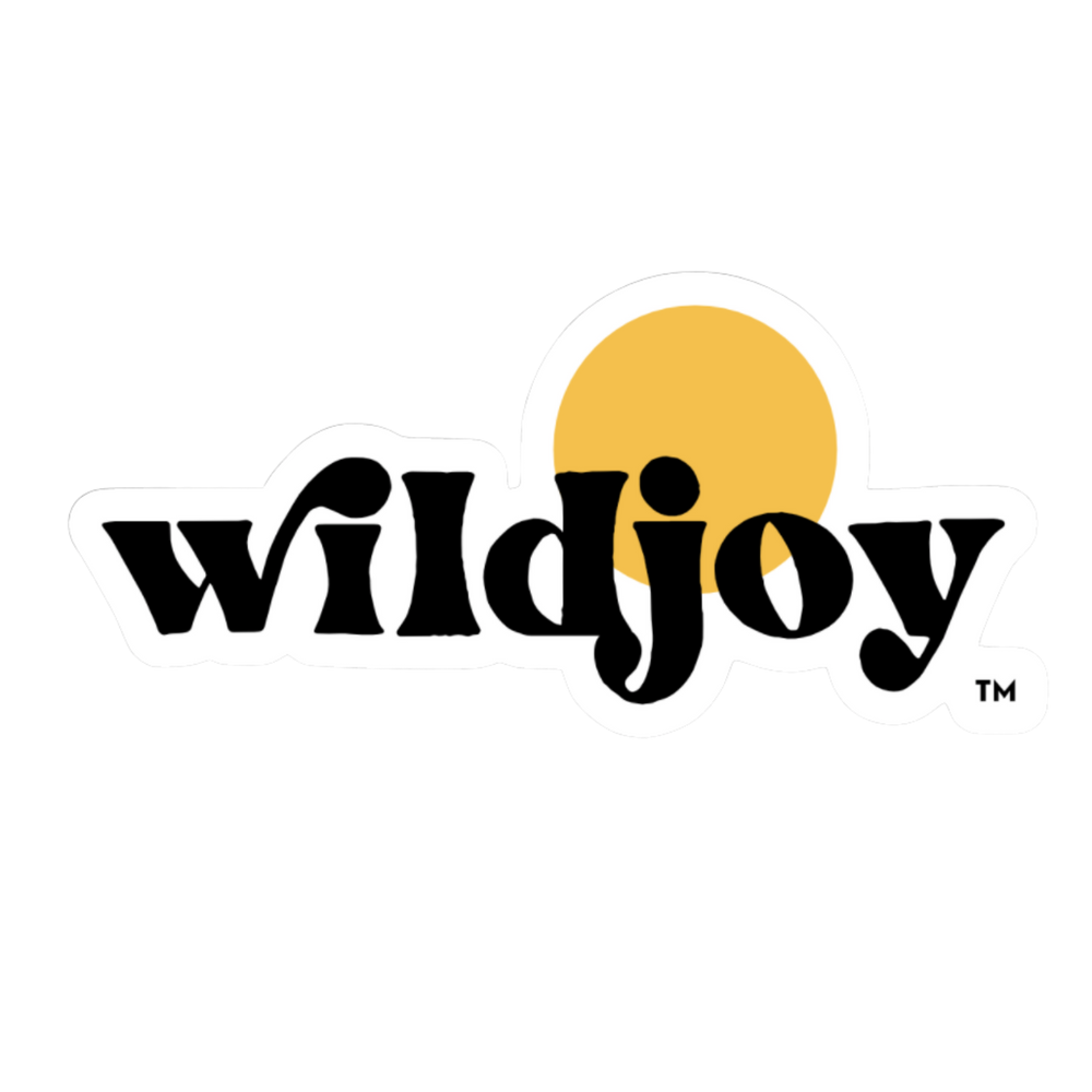 Load image into Gallery viewer, Wildjoy Logo Sticker