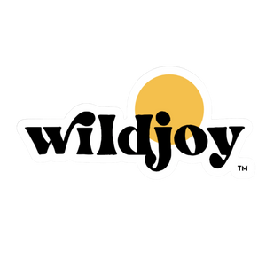Wildjoy Logo Sticker