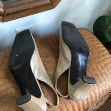 Load image into Gallery viewer, Vintage Etienne Aigner Slingbacks - 7.5
