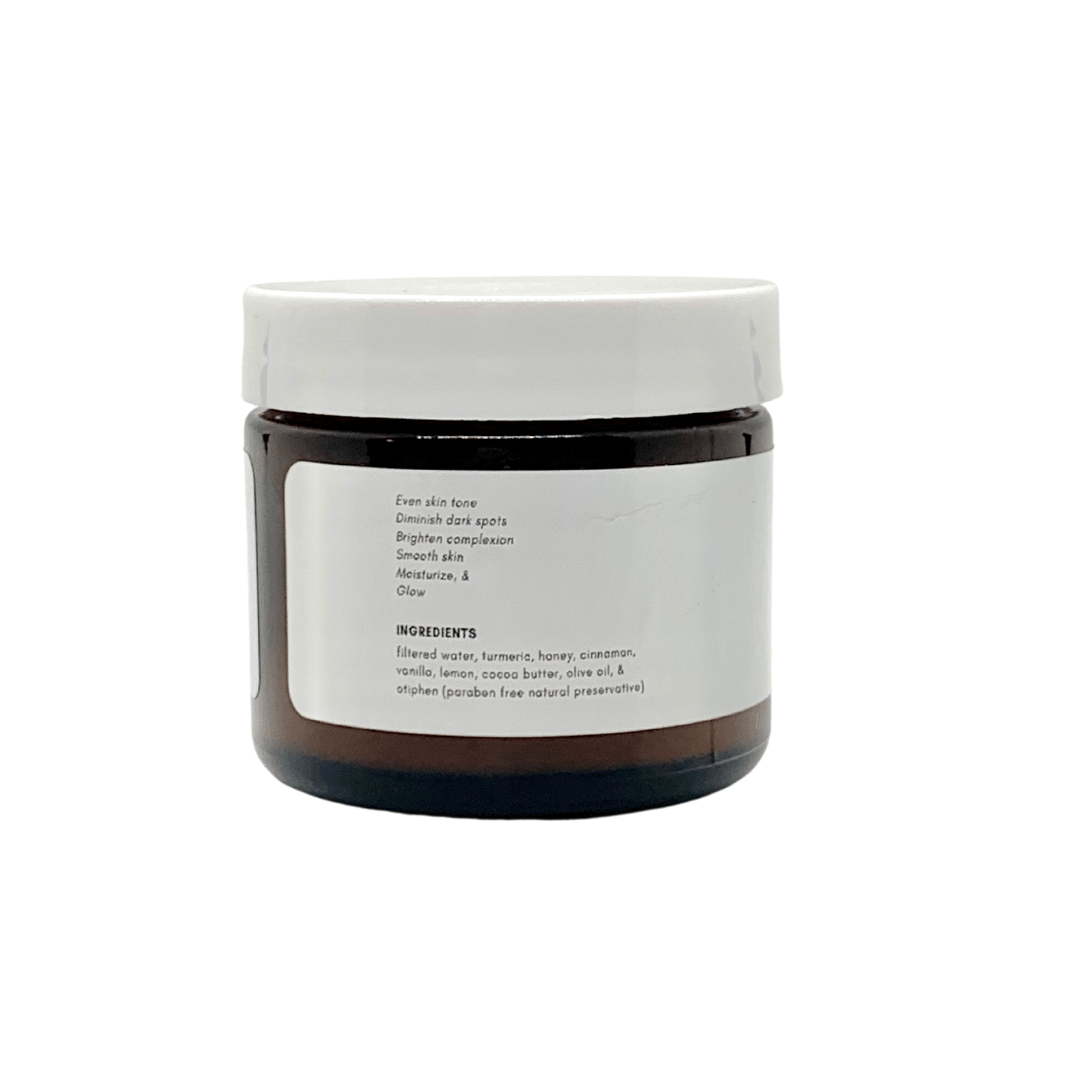 turmeRICH - Cream to Oil Face Mask