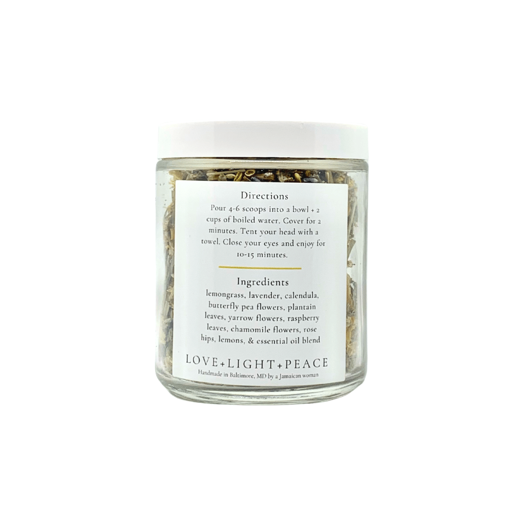 Mariposa - Calming Facial Steam