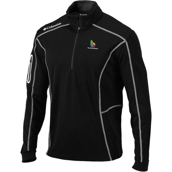 The World Games 2022 Men's Omni-Wick Shotgun Quarter Zip