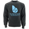 The World Games Distressed Main Logo Unisex Fleece Crewneck Sweatshirt
