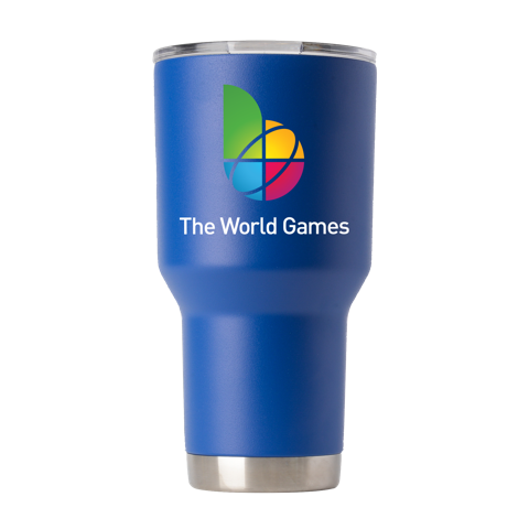 The World Games 2022 30oz Tumbler
