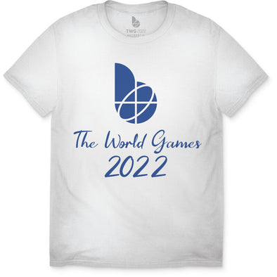 The World Games 2022 Main Script Text Youth Short Sleeve T-Shirt