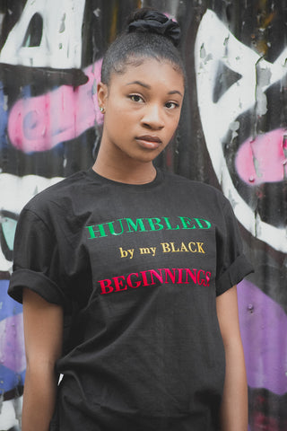 Humbled by my Black Beginnings