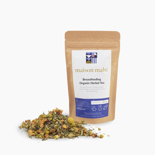 Breastfeeding Organic Herbal Tea