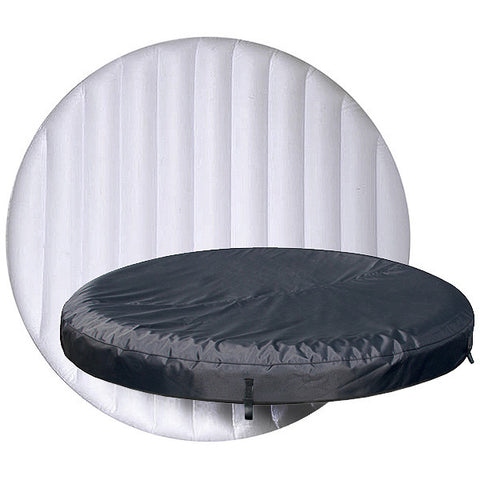 Lay Z Spa Miami Top Inflatable Lid and Fabric Cover Set