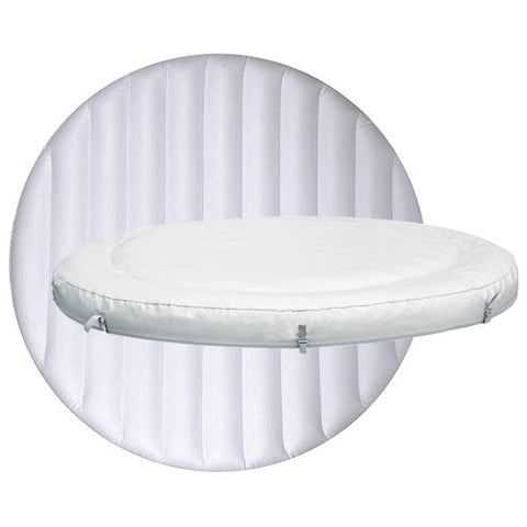 Lay Z Spa Vegas Top Leatheroid Cover And Top Inflatable Cover