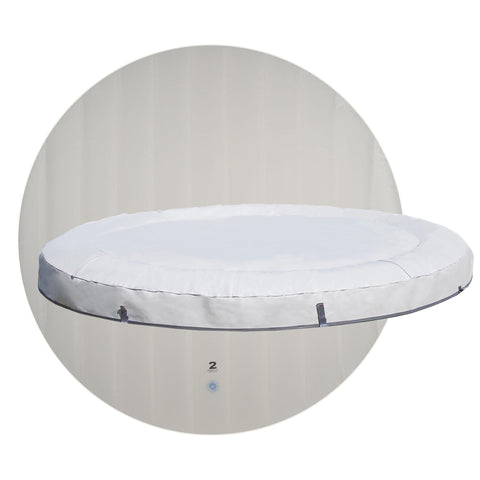 Lay Z Spa Paris Top Leatheroid Cover and Top Inflatable Cover