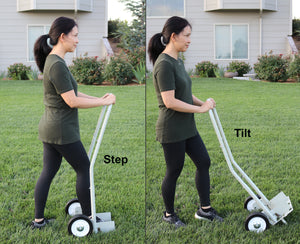 Step 'N Tilt® Lawn Aerator, Accessories, and Replacement Parts