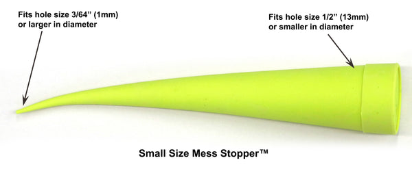 Mess Stopper™, 4 Medium, 10 Small Sizes, Round