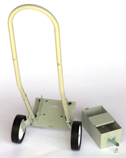 Step 'N Tilt Core Lawn Aerator Version 3 (with Container)