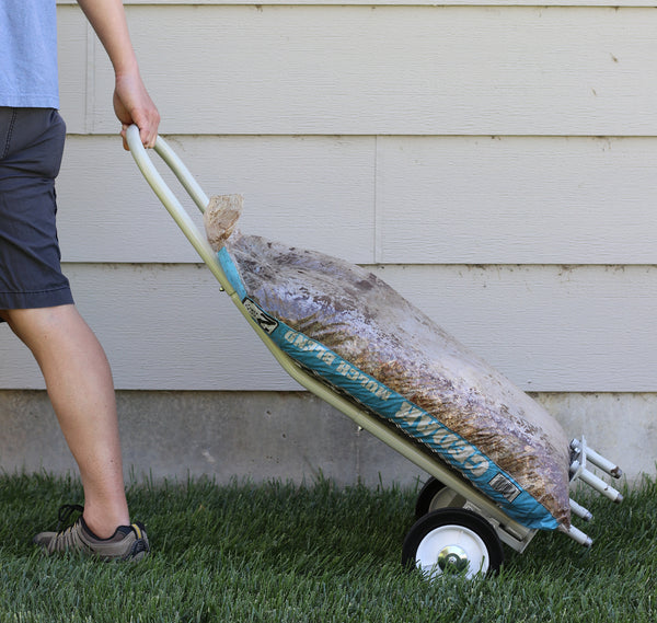 Step 'N Tilt Core Lawn Aerator Version 3 (Without Container)