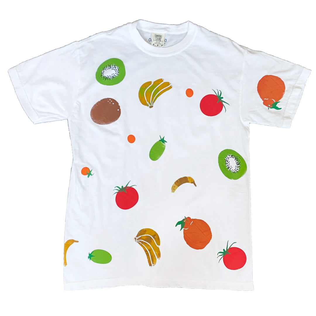 Fruit Salad Short Sleeve Shirt