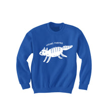 Load image into Gallery viewer, Hyenas Forever sweatshirt (blue)