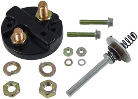 Starter Solenoid Rebuild Repair Kit for Harley Big Twin 65-88  & XL 67-80