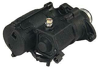 Black Heavy Duty 1.4kw Starter Motor For 07-Later Harley Softail, Dyna, Touring