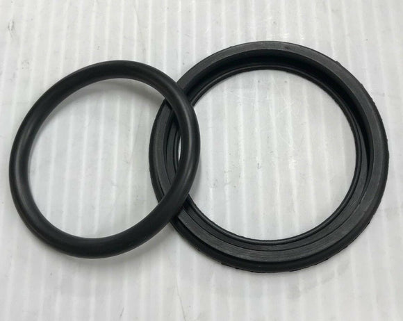 Front Or Rear Caliper Seal Kit For Harley FL, FX Replaces 44127-72A & 44133-72