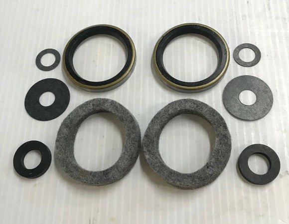41MM FRONT FORK SEAL KIT FOR HARLEY FL FLH 1949-1977