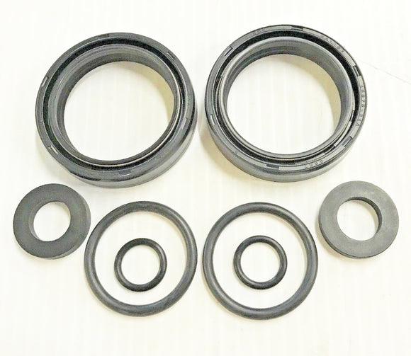 41mm FRONT FORK SEAL KIT FOR HARLEY FLT, FLHT, FXWG, FXST 84-LATER & FXDWG 93-05