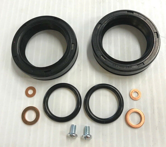 35MM FORK SEAL KIT FOR HARLEY SHOWA FX 1976-1983 & SPORTSTER XL 1975-1983