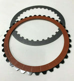 Wet Type Clutch & Steel Drive Plate Kit For Harley BT 90/97 & Sportster 91/Later