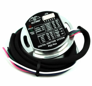 Ultima Programmable Single Dual Fire Electronic Ignition Module For Harley S&S