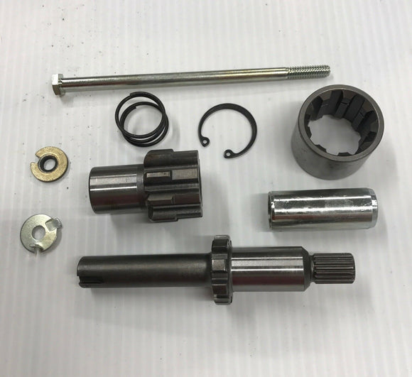 Starter Jackshaft Assembly For Harley Big Twins 1989-93 9 Tooth