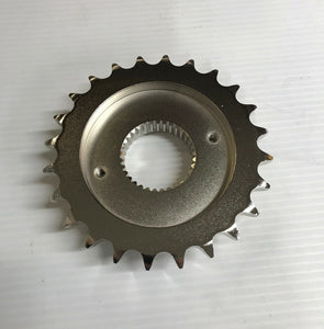 24T Offset Sprocket For Harley 5 & 6 Speed Transmissions 530 Chain