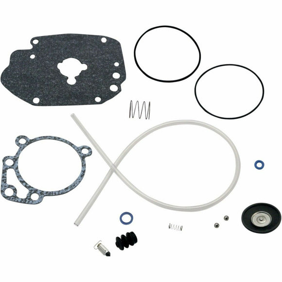 S&S Basic Rebuild Kit For Super E And Super G Carburetor Carb Harley 110-0067