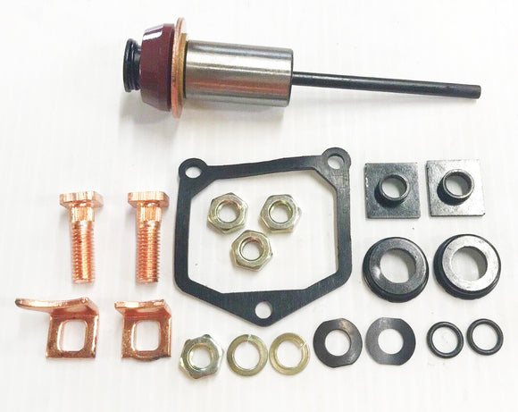 STARTER SOLENOID REBUILD REPAIR KIT HARLEY BIG TWIN 07-13  DYNA 06-13