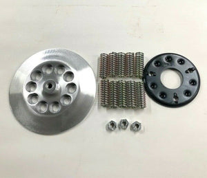 Clutch Spring Pressure Plate Upgrade Kit For Harley 3 Finger Clutch 1941 - 1967