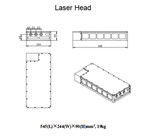mode locked semiconductor laser