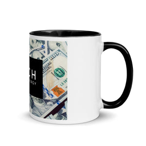 Rich Energy- Rich Bitch Energy Money Mug