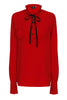 GINGER Tall Womens Shirt in Red