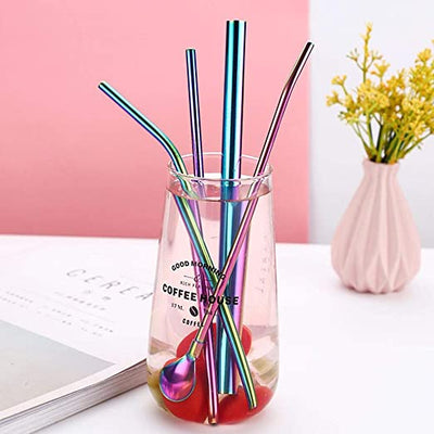 Metal Reusable Stainless Steel Straws