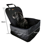 Portable Pet Car Booster Seat