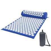 Acupressure Mat & Pillow for Pain Relief